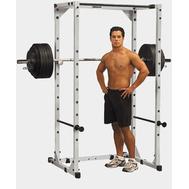Силовая рама для приседа со штангой - BODY SOLID POWERLINE PR-178X (PPR178X), базовая, фото 1