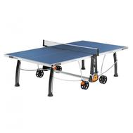 Всепогодный теннисный стол CORNILLEAU 300S CROSSOVER OUTDOOR синий, фото 1