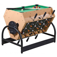 Игровой стол WEEKEND BILLIARD COMPANY MINI 3 в 1 50.999.03.5, фото 1
