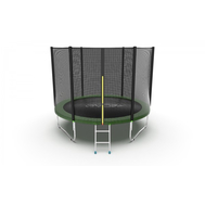 Батут EVO JUMP EXTERNAL 10FT GREEN, фото 1