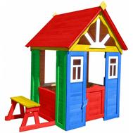 Детский цветной домик МОЖГА СОЛНЕЧНЫЙ МУЛЬТИ 1 Р910-М1, фото 1