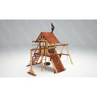 Детская игровая площадка САВУШКА LUX-3, фото 1