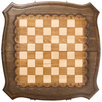 Шахматы + Нарды резные 30, Ohanyan, фото 2