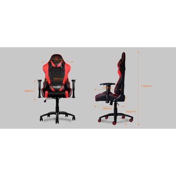 Игровое кресло геймера THUNDERX3 TGC15, фото 4