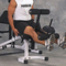 Опция для силовых тренажёров - сгибание-разгибание ног BODY SOLID POWERLINE PLDA1/PLDA11X, фото 1
